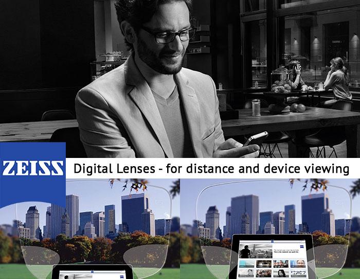 Zeiss Digital Lenses