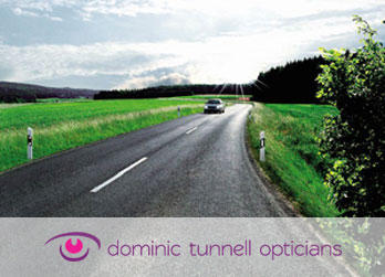 polarised lenses at dominic tunnells