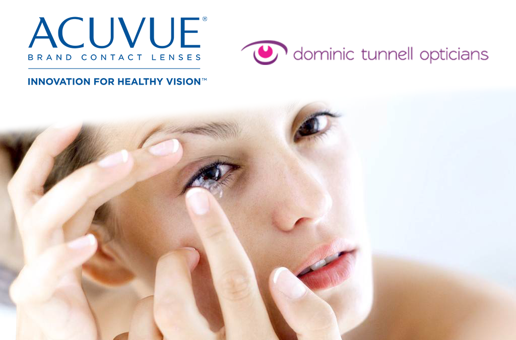 Acuvue contact lenses benefits for you and your patients