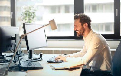 Tips for Avoiding Eye Strain at Work