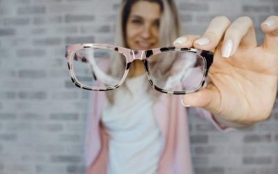 Top tips for looking after your glasses
