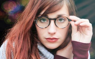 Why wearing glasses may mean you are smarter