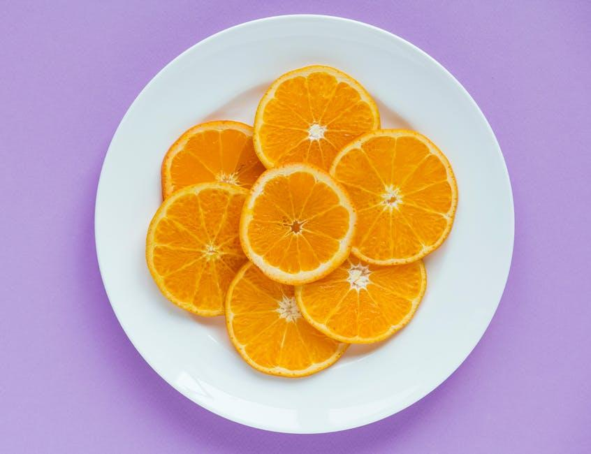 An orange a day keeps your eyesight from failing